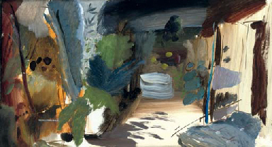 Ivon Hitchens (1893-1979) , Terrace Pool, Summer | Christie's