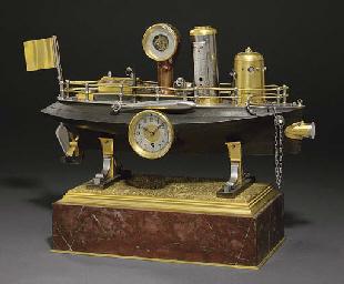 Propeller Clock Essay