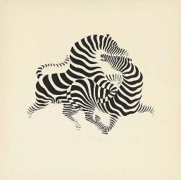 Victor Vasarely , Zebr...
