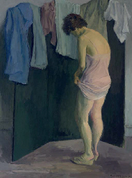 Consolation Raphael Soyer Raphael Soyer (1899-19...