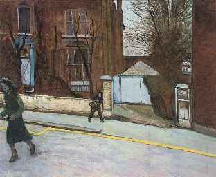 Carel Weight R A 1908 1997 The Ghost House Christie S
