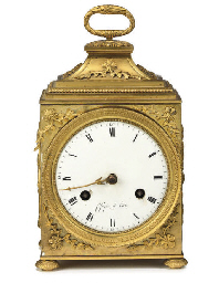 a french ormolu pendule d 39 officier style striking mantel clock early nineteenth century th. Black Bedroom Furniture Sets. Home Design Ideas