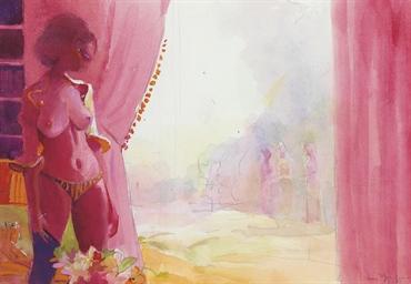 Lisa Yuskavage Paintings For Sale