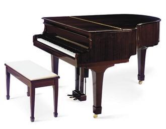 A yamaha mahogany 39 c2 39 grand piano christie 39 s for Yamaha c2 piano for sale