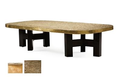 Ado chale ne en 1928 table basse 39 les monts de venus 39 1979 chr - Tables basses rectangulaires ...