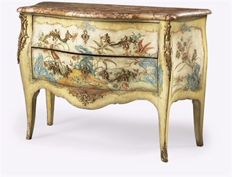 Commode style atelier