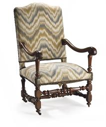 fauteuil d 39 epoque louis xiv christie 39 s. Black Bedroom Furniture Sets. Home Design Ideas