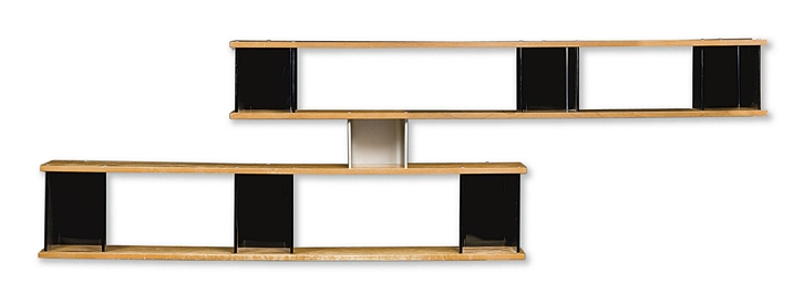 Charlotte perriand 1903 1999 et les ateliers jean prouve bibliotheque 3 - Etagere charlotte perriand ...