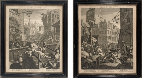a comparison of william hogarths beer street and gin lane paintings A comparison of william hogarth's beer street and gin lane paintings pages 1 words 796 view full essay more essays like this: not sure what i'd do without @kibin - alfredo alvarez, student @ miami university exactly what i needed - jenna kraig, student @ ucla wow most helpful essay resource ever.