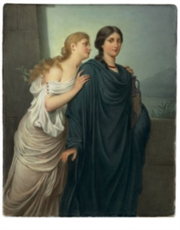 thesis statement on antigone and ismene Get an answer for 'is this a good argumentative thesis: atigone's aberrant approach to her female role is important by disrupting the patriarchy in antigonepromt: what impotance does antigone's .