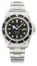 Tudor a stainless steel automatic wristwatch with sweep for Tudor signatures