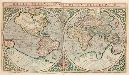 Mercator Gerard And Jodocus Hondius 1563 1611 Atlas