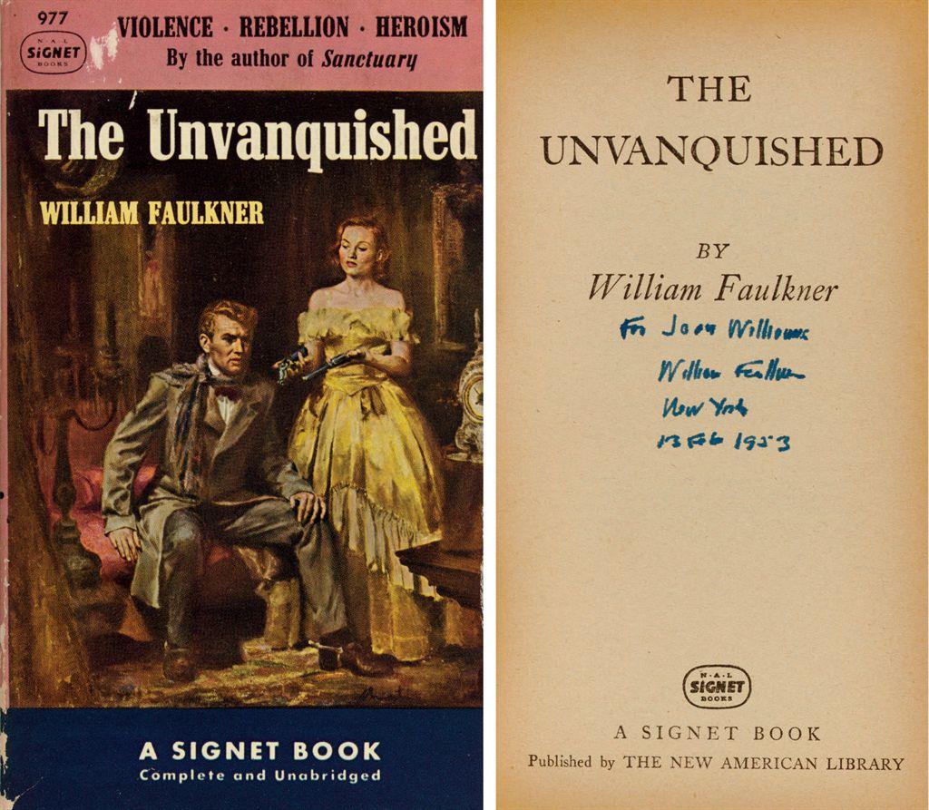 The Unvanquished (Text Key 223)