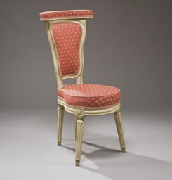Chaise ponteuse probablement d 39 epoque louis xvi christie 39 s for Chaises louis xvi occasion