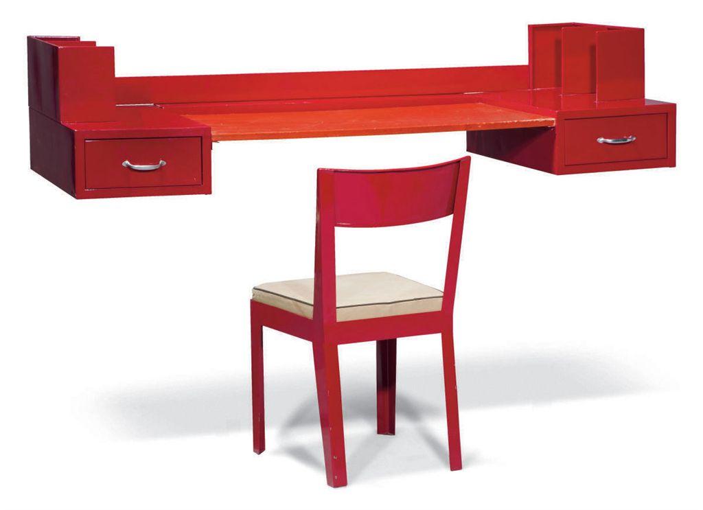 jules leleu 1883 1961 et les ateliers jean prouve. Black Bedroom Furniture Sets. Home Design Ideas