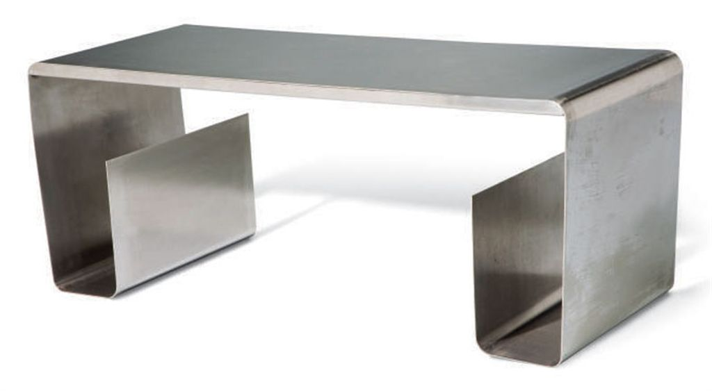 maria pergay nee en 1930 table basse vers 1970 christie 39 s. Black Bedroom Furniture Sets. Home Design Ideas