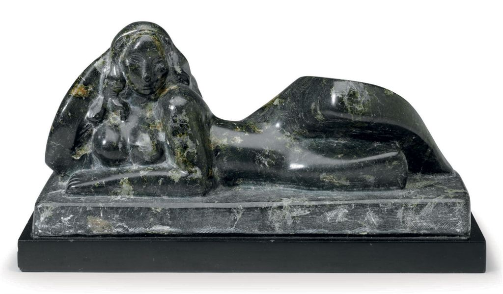 William Zorach 1887 1968 Quiescence Christie S