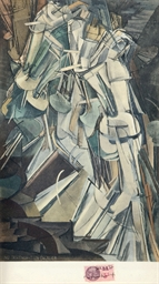 Duchamp nude descending a staircase galleries 928