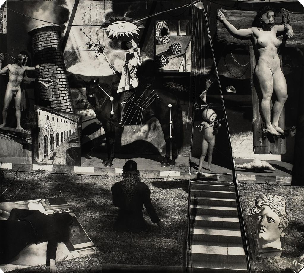 joel peter witkin essay Fearlessly combining the beautiful and the grotesque, photographer joel-peter  witkin has earned a reputation for creating visually and.