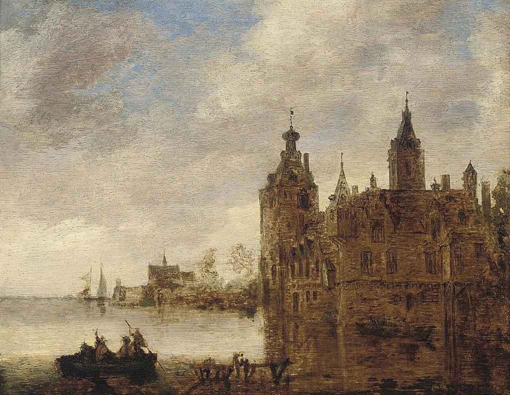 Jan Van Goyen Paintings For Sale