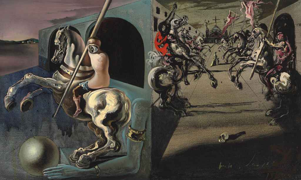 the face of war dali essay About the work: painted in 1940 in reaction to the spanish civil war, dalí's hauntingly surreal the face of war represents the master at his most profound dalí was impacted heavily by the war, and death was a sobering reality never far from his mind.