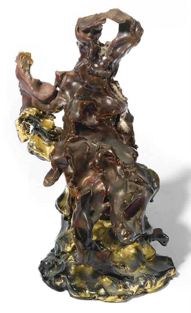Lucio fontana 1899 1968 figura allo specchio christie 39 s for Lots specchio