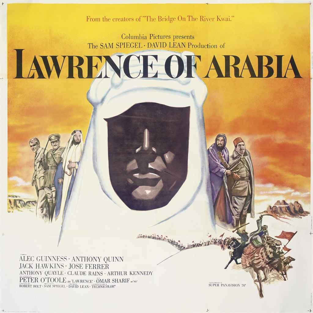 Lawrence of arabia essay
