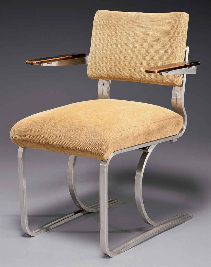 marcel breuer 1902 1981 fauteuil dition wohnbedarf et stylclair vers 1933 1934 christie 39 s. Black Bedroom Furniture Sets. Home Design Ideas