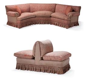 mobilier de salon moderne par renzo mongiardino christie 39 s. Black Bedroom Furniture Sets. Home Design Ideas