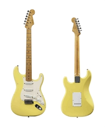 fender electric instrument company a custom color solid body electric guitar stratocaster. Black Bedroom Furniture Sets. Home Design Ideas