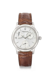 Jaeger Lecoultre A Stainless Steel Automatic Wristwatch