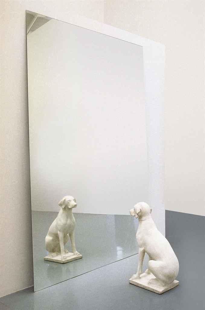 Michelangelo pistoletto b 1933 cane allo specchio dog in the mirror christie 39 s - Cane allo specchio ...