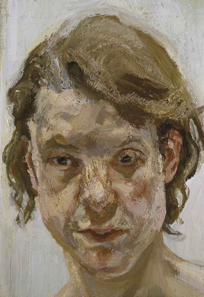 Lucian Freud Painting Sales