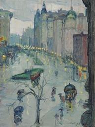 David Kroll Paintings Price