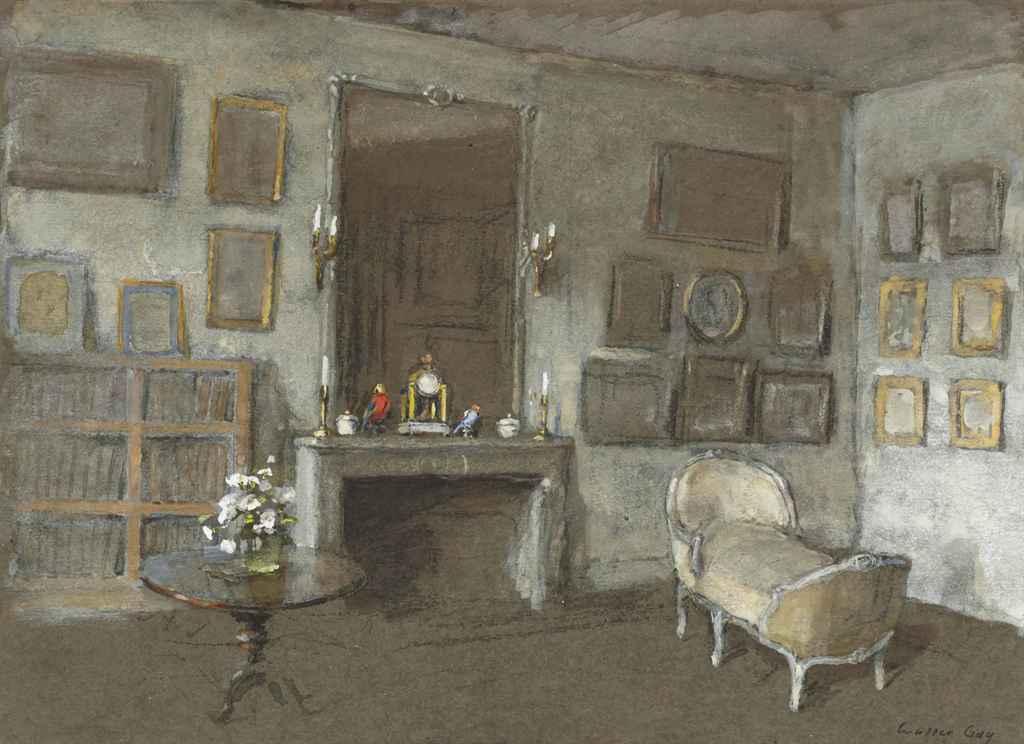 Walter gay hingham 1856 1937 dammarie les lys un cabinet d 39 amateur christie 39 s - Cabinet dentaire dammarie les lys ...
