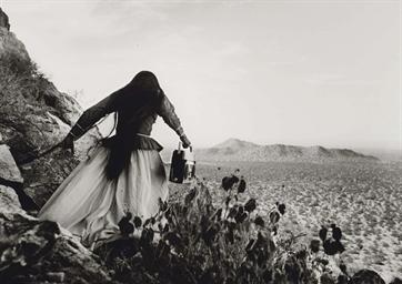 GRACIELA ITURBIDE (B. 1942) , Mujer, Angel, Sonora Desert ...  GRACIELA ITURBI...