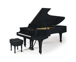 A Steinway Model D Ebonized Concert Grand Piano By Steinway Amp Sons Circa 1912 Christie S
