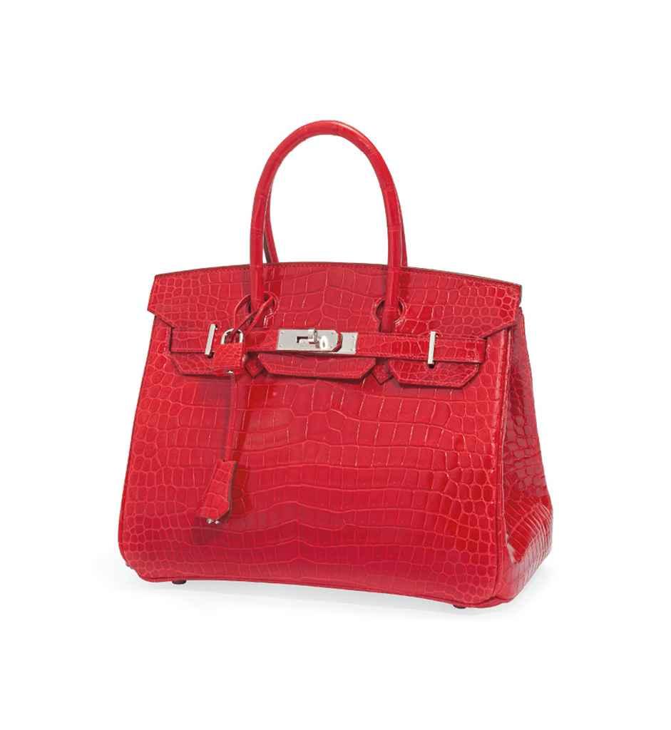 383065b07060d Hermes Black Crocodile Birkin Bag Price