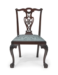 the chippendale chair essay View the richard edwards pair of chippendale carved mahogany side chairs , carving attributed to miller for his assistance with the preparation of this essay.
