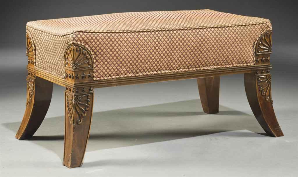banquette de style biedermeier christie 39 s. Black Bedroom Furniture Sets. Home Design Ideas