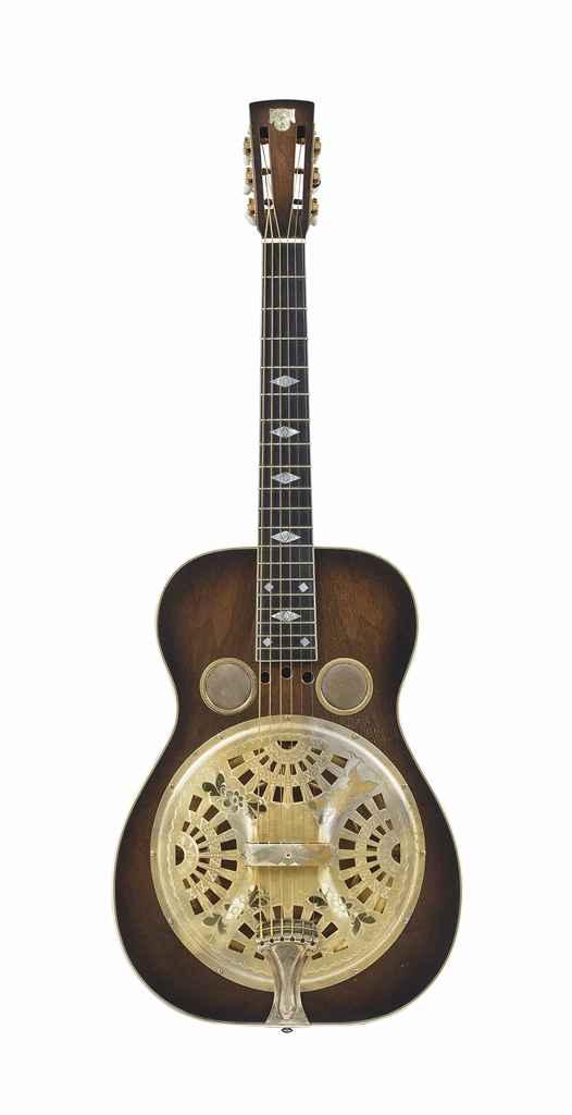Guitar Parts Los Angeles : dobro a resonator guitar model 175 deluxe special los angeles circa 1932 34 christie 39 s ~ Hamham.info Haus und Dekorationen