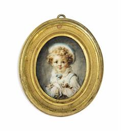 Marie Anne Fragonard Nee Gerard French 1745 1823