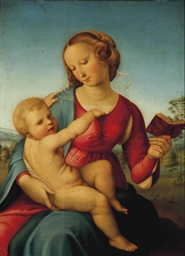 Raphael the madonna of the candelabra essay
