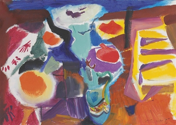 Ivon Hitchens Paintings For Sale