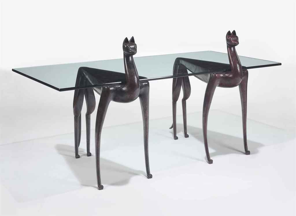 Judy Kensley Mckie B 1944 Lynx Desk 1999 Christie 39 S