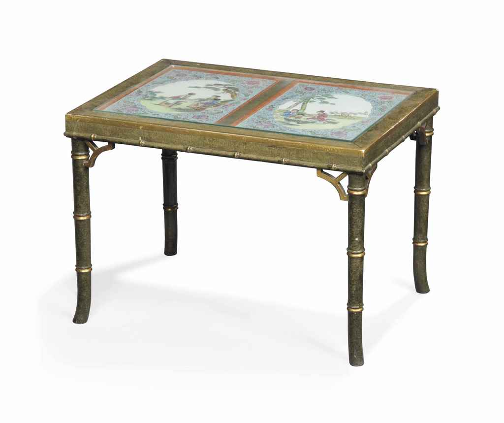 Http 2013 07 09 Never Christies Parcel Kristal Pja 1643 A Porcelain Mounted Painted And Gilt Low Table Of Regency Style D5701216g