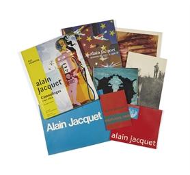 un lot de neuf ouvrages sur alain jacquet un lot de neuf ouvrages sur alain jacquet christie 39 s. Black Bedroom Furniture Sets. Home Design Ideas