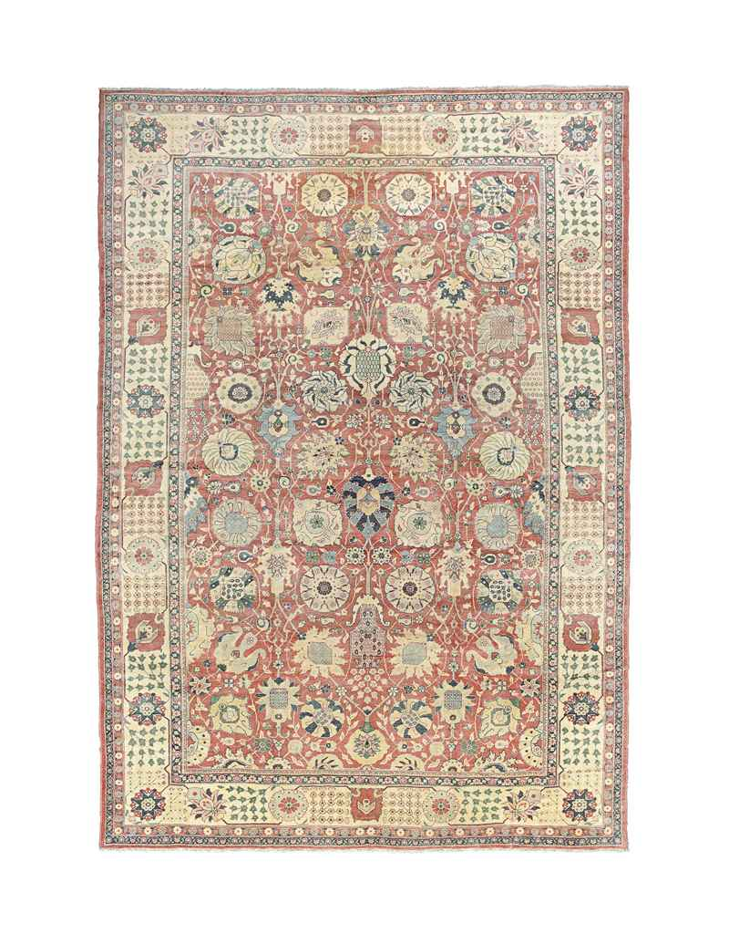 Analysis of the Persian Carpet