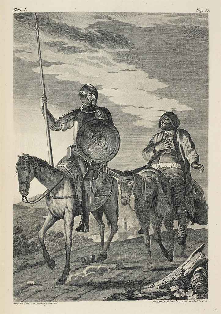 Cervantes saaverda miguel de 1547 1616 el ingenioso - Hotel el quijote madrid ...