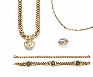 bague trinity trois ors par cartier bracelet en or par cartier collier en or par cartier. Black Bedroom Furniture Sets. Home Design Ideas